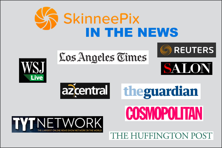SkinneePix in the News